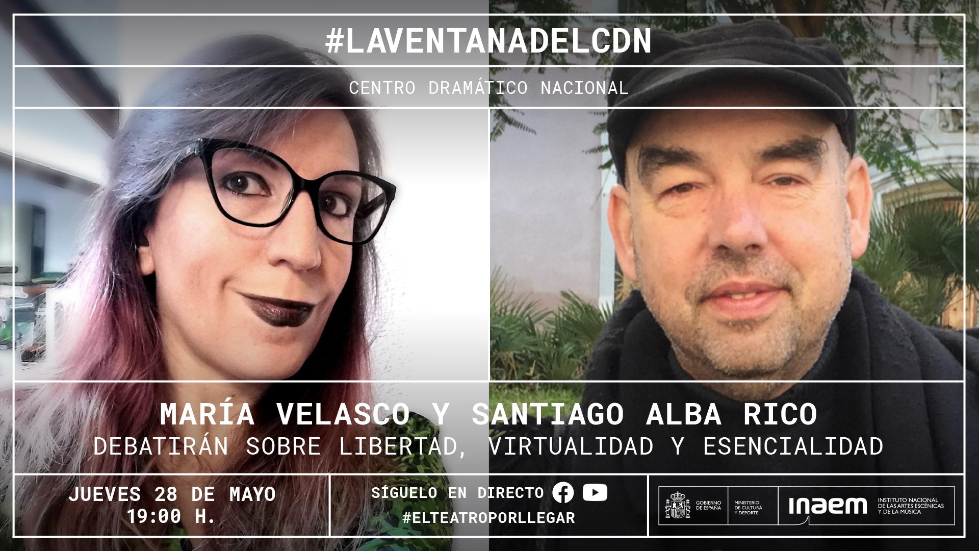 Libertad, virtualidad y esencialidad: debate con Santiago Alba Rico y María Velasco