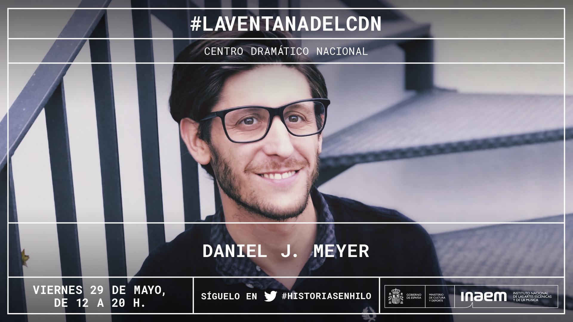 Sigue el hilo de Daniel J. Meyer en nuestro Twitter
