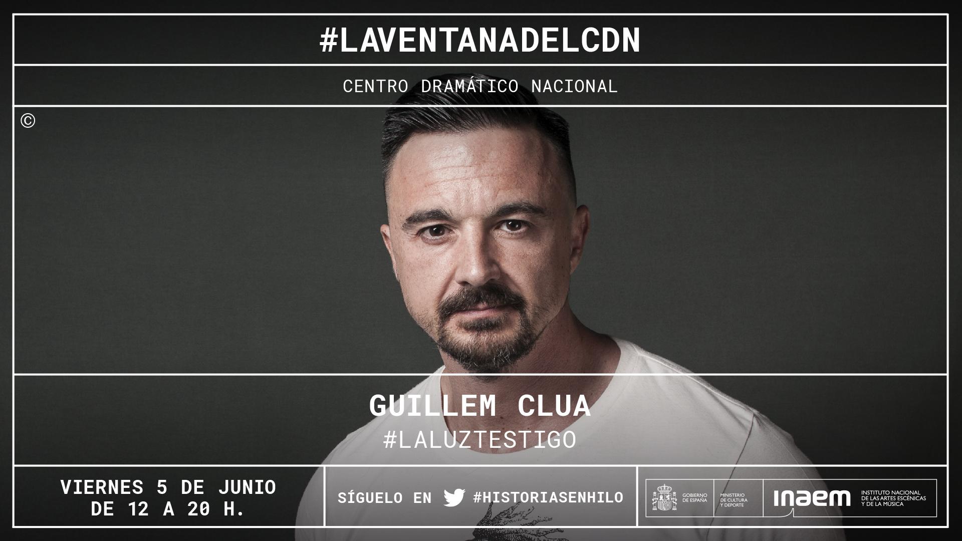 Guillem Clua participó en nuestro Twitter con el hilo narrativo «La luz testigo»