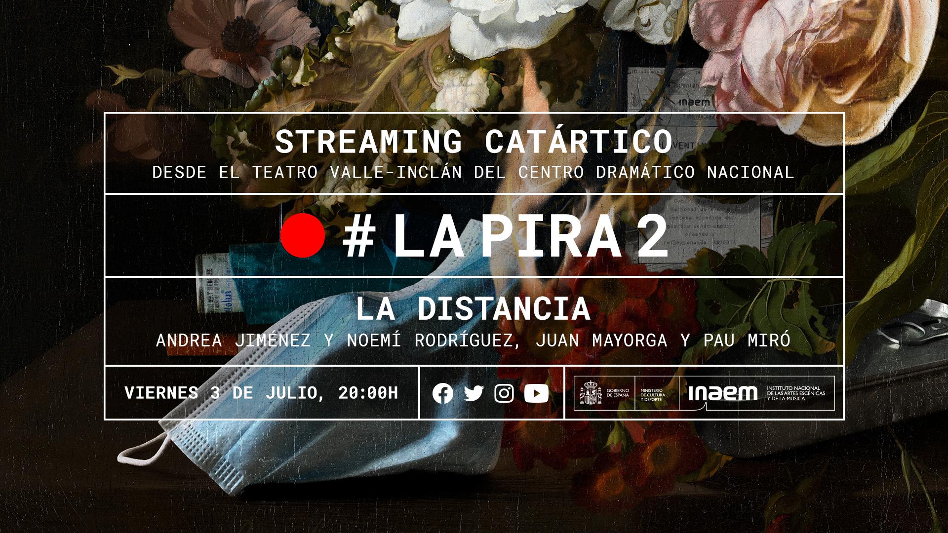 Estrenamos «La distancia», segunda entrega de la trilogía «La Pira»